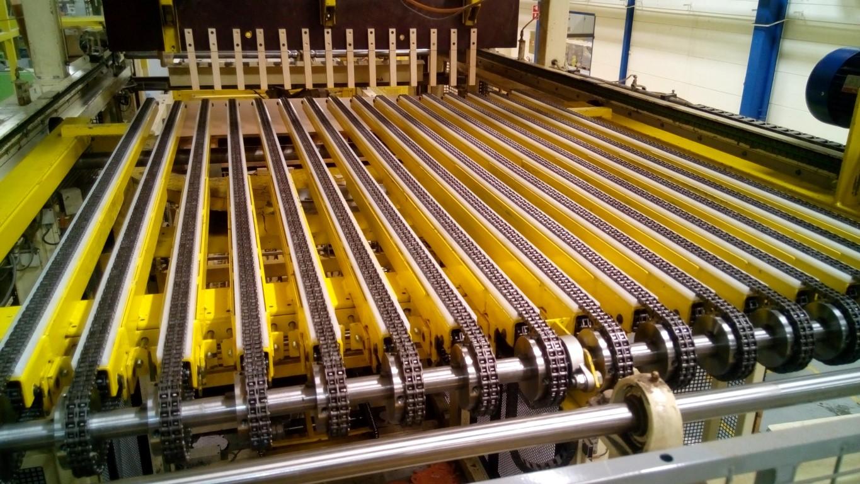 Service, montering og demontering af maskiner