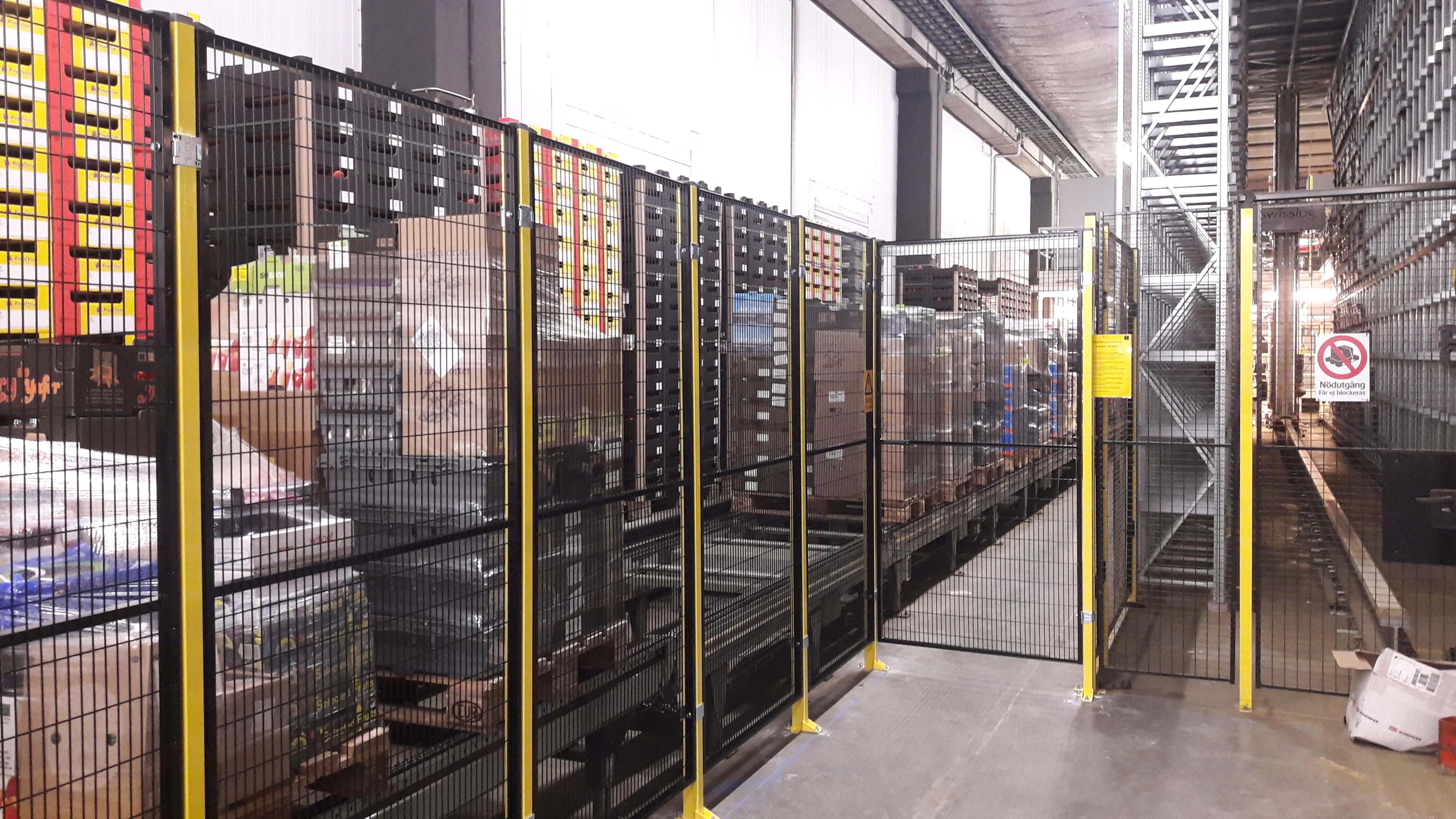 Flytning og ændring af industrimaskiner og udstyr