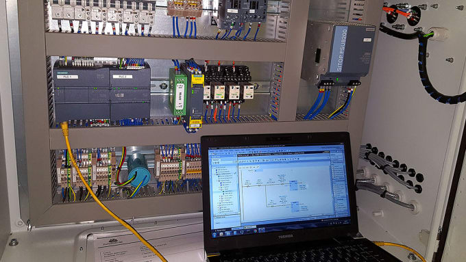 PLC programmering