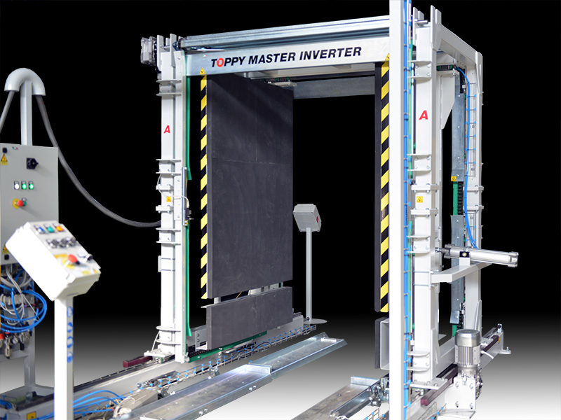 "Pallebytter ""Master inverter"" Stand alone model"