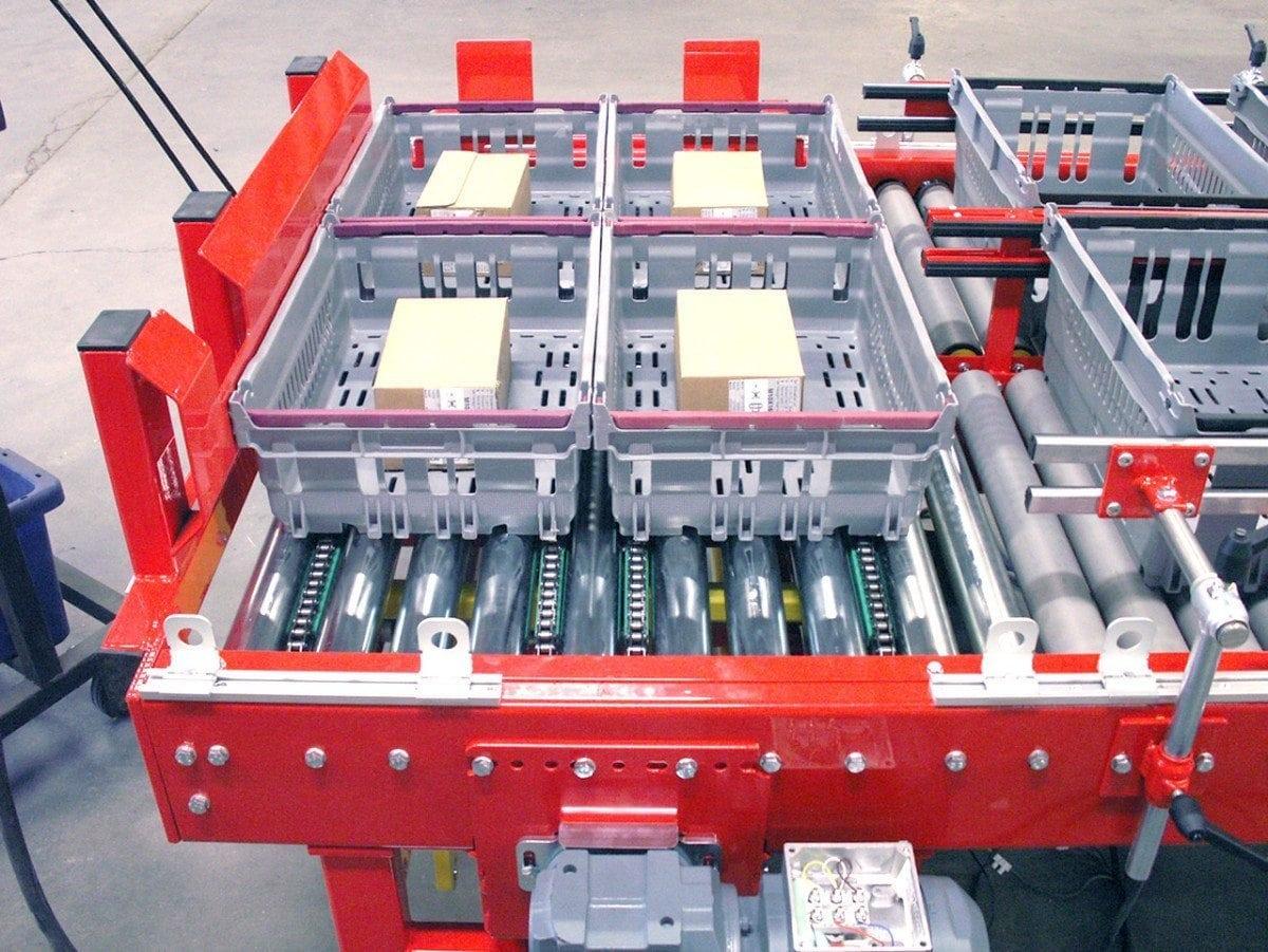 Conveyor systemer