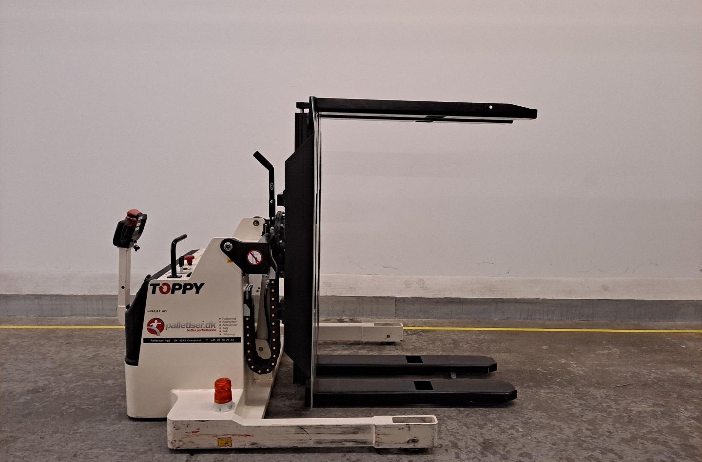 UDLEJNING - Mobil pallevender model Toppy Maxi WB MEDIUM PH